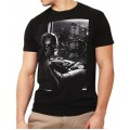 Star Wars Chunk T-Shirt Welcome to the Dark Side Large