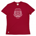 Star Wars Chunk Wire Frame Stormtrooper T-Shirt Large