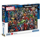 Пазлы Marvel Comics Impossible 1000