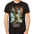 Star Wars The Force Awakens Poster T-Shirt size Medium