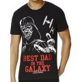 Футболка Star Wars Best Dad in the Galaxy размер XL
