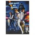 Поздравительная открытка Star Wars Jedi Forces Are Joining...