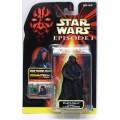 Фигурка Star Wars Darth Maul (Tatooine) with Cloak and Lightsaber серии: Episode I