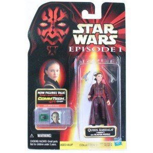 Фигурка Star Wars Queen Amidala (Naboo) with Blaster Pistols серии: Episode I