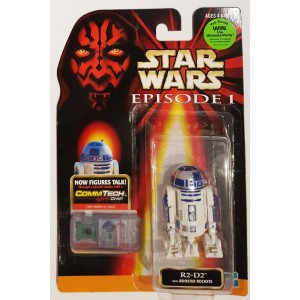 Фигурка Star Wars R2-D2 with Booster Rockets серии: Episode I