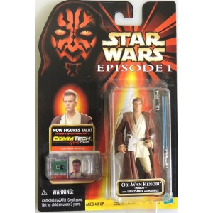 Фигурка Star Wars Obi-Wan Kenobi Naboo with Lightsaber and Handle серии: Episode I