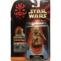 Фигурка Star Wars Yoda With Jedi Council Chair серии: Episode I