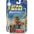 Фигурка Star Wars Kit Fisto with Slashing Lightsaber Attack из серии: Attack of the Clones
