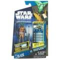 Фигурка Star Wars El-Les из серии: The Clone Wars