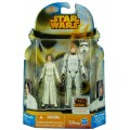 Фигурки Star Wars Princess Leia and Luke Skywalker из серии: Mission Series