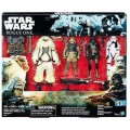 Фигурки Star Wars Rogue One Rebel Commando Pao Moroff