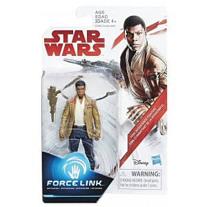 Фигурка Star Wars The Last Jedi Finn (Resistance Fighter)