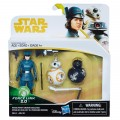 Фигурки Star Wars Warsu S2 Rose, BB-8 и BΒ-9E
