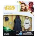 Фигурки Star Wars Darth Maul & Qui-Gon Jinn