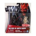 Фигурки Star Wars Darth Vader+Anakin Skywalker из серии: The Rise Of Darth Vader