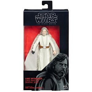 Фигурка Star Wars The Last Jedi Luke Skywalker (Jedi Master) серии The Black Series