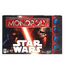 Monopoly Game Star Wars The Force Awakens