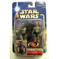 Фигурка Star Wars C-3PO removable panels из серии: Saga