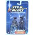 Фигурки Star Wars Research Droids SP-4 и JN-66 из серии: Атака клонов