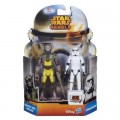 Фигурки Star Wars Rebels Garazeb Zeb Orrelios and Stormtrooper из серии: Mission Series