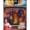 Фигурка Star Wars Obi-Wan Kenobi with Super Battle Droid из серии: Revenge of the Sith