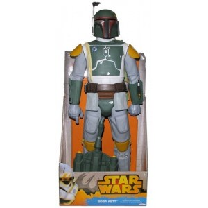 Фигурка Star Wars Boba Fett 45 см/18 дюймов