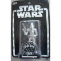 Фигурка Star Wars Sandtrooper из серии: Saga 2004 Exclusive Silver