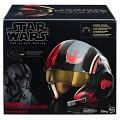 Шлем The Force Awakens Poe Dameron со звуковыми эффектами The Black Series