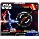 Световой меч с кинжалами Star Wars Battle-Spin серии Bladebuilders