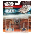 Модели Star Wars The Force Awakens Micro Machines 3-Pack X-Wing