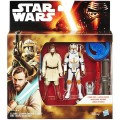 Фигурки Star Wars Clone Commander Cody & Obi-Wan Kenobi серии Revenge of the Sith