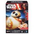 Интерактивный радиоуправляемый дроид Star Wars The Force Awakens BB-8 со звуковыми эффектами