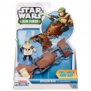 Фигурка Star Wars Speeder Bike With Luke Skywalker