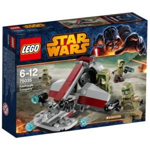 Конструктор Lego Star Wars Kashyyyk Troopers