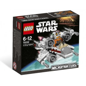 Конструктор Lego Star Wars X-Wing Fighter