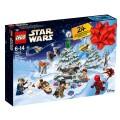 Рождественский календарь LEGO Star Wars 2018