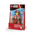 Брелок-фонарик Star Wars Lego The Force Awakens Poe Dameron