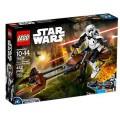 Конструктор Lego Star Wars Scout Trooper & Speeder Bike