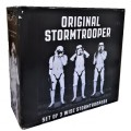 Фигурки Original Stormtrooper Three Wise Sci-Fi