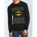 Свитер DC Comics Batman Logo Christmas размер Large