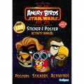 "Альбом с наклейками ""Angry Birds Star Wars II Sticker & Poster Activity Annual"""