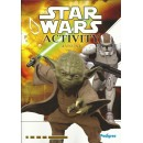 Книга для детей Star Wars Activity Annual 2008
