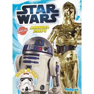 Книга для детей Star Wars Annual 2014