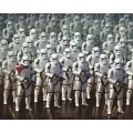 Плакат Star Wars Stormtrooper Army Episode VII (мини)