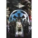 Плакат Star Wars Rogue One Empire