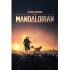 Плакат Star Wars The Mandalorian