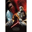 Плакат Star Wars Episode VII First Order