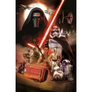 Плакат Star Wars Episode VII