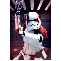Плакат Star Wars Episode VIII Executioner Trooper