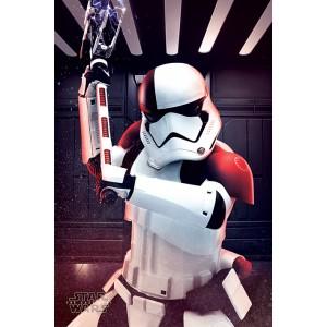 Плакат Star Wars Episode VIII Executioner Trooper